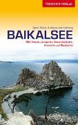 Cover-Bild zu Reiseführer Baikalsee von Bodo Thöns