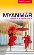 Cover-Bild zu Reiseführer Myanmar von Tobias Esche
