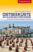 Cover-Bild zu Reiseführer Ostseeküste Mecklenburg-Vorpommern von Bernd Wurlitzer