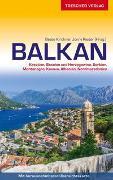 Cover-Bild zu Reiseführer Balkan von Beate Kirchner