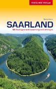 Cover-Bild zu Reiseführer Saarland von Sabine Herre