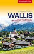 Cover-Bild zu Reiseführer Wallis von Thoma, Natascha