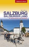 Cover-Bild zu Reiseführer Salzburg und Salzburger Land von Strunz, Gunnar