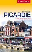 Cover-Bild zu Reiseführer Picardie von Bentheimer, Heike