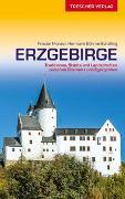 Cover-Bild zu Reiseführer Erzgebirge von Frieder Monzer