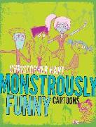 Cover-Bild zu Hart, Christopher: Monstrously Funny Cartoons