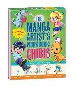 Cover-Bild zu Hart, Christopher: The Manga Artist's Workbook: Chibis