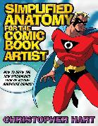 Cover-Bild zu Hart, Christopher: Simplified Anatomy for the Comic Book Artist