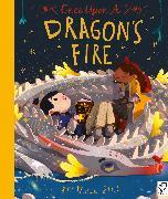 Cover-Bild zu Once Upon a Dragon's Fire von Blue, Beatrice