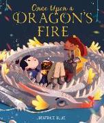 Cover-Bild zu Once Upon a Dragon's Fire von Beatrice Blue, Blue