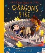 Cover-Bild zu Once Upon a Dragon's Fire (eBook) von Blue, Beatrice