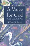Cover-Bild zu A Voice for God (eBook) von Smith, Wilbur M.