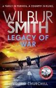 Cover-Bild zu Legacy of War von Smith, Wilbur