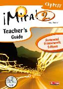Cover-Bild zu Mira Express 2 Teacher's Guide Renewed Framework Edition von Traynor, Tracy