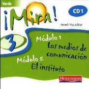 Cover-Bild zu Mira 3 Verde Audio CD (Pack of 3)