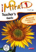 Cover-Bild zu Mira 1 Teacher's Guide Renewed Framework Edition von Traynor, Tracy