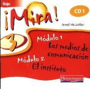 Cover-Bild zu Mira 3 Rojo Audio CD (Pack of 3)
