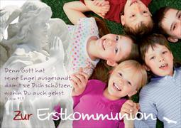 Cover-Bild zu Zur Erstkommunion