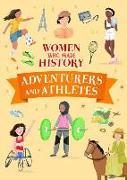 Cover-Bild zu Adventurers and Athletes von Adams, Julia