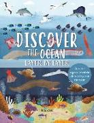 Cover-Bild zu Discover the Ocean Layer by Layer: Turn the Pages to Reveal Different Layers in the Ocean von Adams, Julia