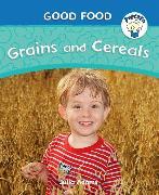 Cover-Bild zu Grains and Cereals von Adams, Julia