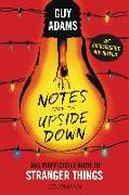Cover-Bild zu Notes from the upside down von Adams, Guy