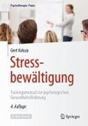 Cover-Bild zu Stressbewältigung von Kaluza, Gert