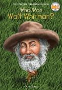 Cover-Bild zu Who Was Walt Whitman? (eBook) von Anderson, Kirsten