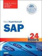 Cover-Bild zu Sams Teach Yourself SAP in 24 Hours (eBook) von Rhodes, Tim