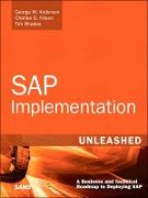 Cover-Bild zu SAP Implementation Unleashed (eBook) von Anderson, George