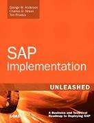 Cover-Bild zu SAP Implementation Unleashed (eBook) von Anderson George D.