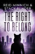 Cover-Bild zu Bender, Stacy: The Right to Belong (Kawokee, #2) (eBook)