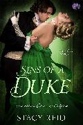 Cover-Bild zu Reid, Stacy: Sins of a Duke (eBook)