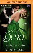 Cover-Bild zu Reid, Stacy: Sins of a Duke