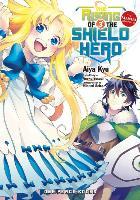 Cover-Bild zu Yusagi, Aneko: The Rising of the Shield Hero, Volume 3: The Manga Companion