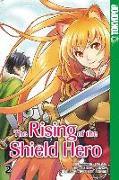 Cover-Bild zu Aneko, Yusagi: The Rising of the Shield Hero 02