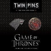 Cover-Bild zu Game of Thrones Twin Pins: Stark and Targaryen Sigils von Chronicle Books (Geschaffen)