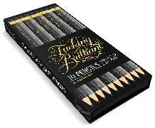 Cover-Bild zu Fucking Brilliant Pencils von Calligraphuck