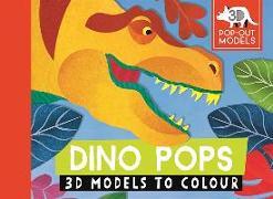 Cover-Bild zu Dino Pops von Woodward, Jonathan