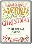 Cover-Bild zu We wish you a Merry Christmas