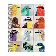 """Cover-Bild zu Avian Friends Wire-O Journal 6 X 8.5"""" von McMenemy, Sarah"""