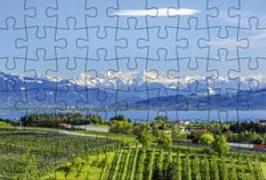 Cover-Bild zu Puzzle-Postkarte Bodensee 3 von Gmeiner-Verlag (Hrsg.)