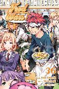 Cover-Bild zu Tsukuda, Yuto: Food Wars!: Shokugeki no Soma, Vol. 36