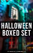 Cover-Bild zu HALLOWEEN Boxed Set: 200+ Horror Classics & Supernatural Mysteries (eBook) von Hawthorne, Nathaniel