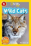Cover-Bild zu National Geographic Readers: Wild Cats (Level 1) von Carney, Elizabeth