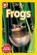 Cover-Bild zu National Geographic Readers: Frogs! von Carney, Elizabeth
