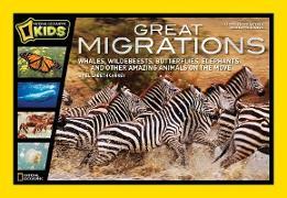 Cover-Bild zu Great Migrations von Carney, Elizabeth