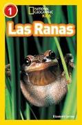 Cover-Bild zu National Geographic Readers: Las Ranas (Frogs) von Carney, Elizabeth