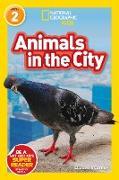 Cover-Bild zu National Geographic Readers: Animals in the City (L2) von Carney, Elizabeth