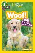 Cover-Bild zu National Geographic Kids Readers: Woof! (National Geographic Kids Readers: Level 3) (eBook) von Carney, Elizabeth